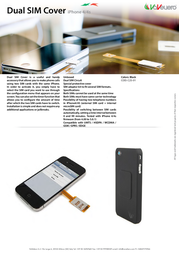 VaVeliero C2S-01 Leaflet