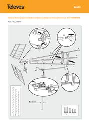 Televes DAT HD 75 Boss 149701 Leaflet