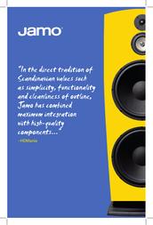Jamo A 320 Brochure