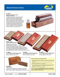 GATCO 80080 Leaflet