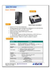Ever Case ECE0528i KECE528I-100 Leaflet