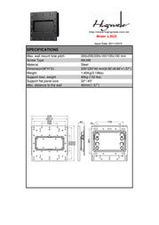 Highgrade L2020 HG-L2020 Leaflet