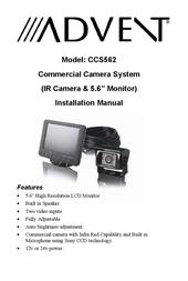 Advent CCS562 User Manual