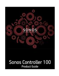 Sonos Controller 100 User Manual