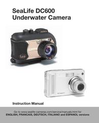 SeaLife DC 600 User Manual