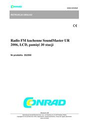 Soundmaster UR 145 UR-145 User Manual
