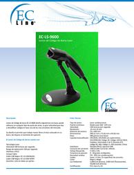 EC Line EC-LS-9600 Leaflet