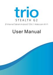 Trio STEALTHG2-8 User Manual