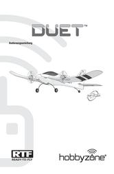 Hobby Zone Duet HBZ5300 User Manual