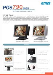 Flytech FLY-POS797IR Leaflet