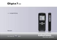 Grundig Business Systems N/A Blac PDM7010-12 Data Sheet