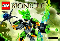 Lego Bionicle LEGO® BIONICLE 70778 HÜTER DES DSCHUNGEL 70778 Data Sheet