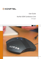 Konftel 60W User Manual
