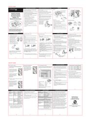 Lumiscope 1137 User Manual