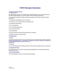 Atlas Y1878 User Manual