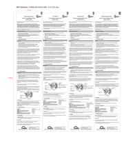 Sunartis T404H Data Sheet