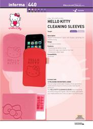 Cellular Line HELLOKCLEANSL2 Leaflet