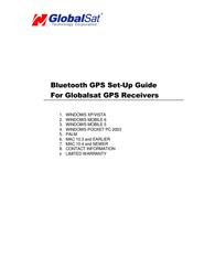 Globalsat bt-368i Installation Instruction