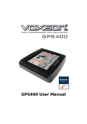 Voxson gps400 User Guide