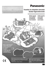Panasonic CS-E9GKEW Operating Guide