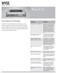 Dell Wyse S10 Callisto-2 902110-01L Leaflet