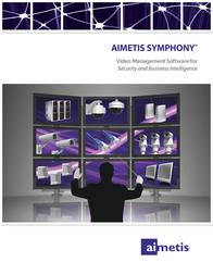 Aimetis Symphony Professional License - License - 25 Cameras - Windows SYM-SV-SL-P-25C User Manual