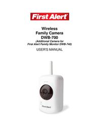 First Alert DWB-740 User Manual