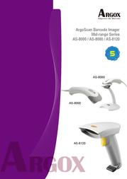 Argox AS-8000 AS-8000URB Data Sheet