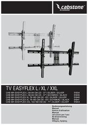 Cabstone TV EasyFlex L 51935 User Manual