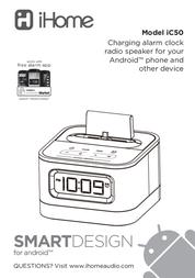 iHome IC50 User Manual
