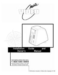 Intec AVT-597 User Manual