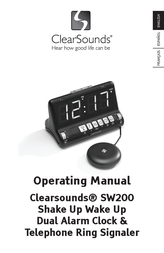 Clearsounds SW200 User Manual