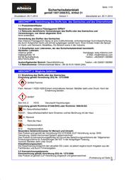 Mibenco Liquid rubber coating spray Colour Iron grey (glossy) 71417011 400 ml 71417011 Data Sheet