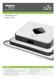 iRobot Braava 320 820060 Leaflet