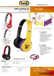 Brevi DJ 629 0062900 Leaflet