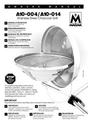 Magma A10-004 User Manual