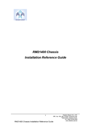 Dexlan Chassis RM21400 User Manual