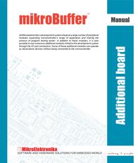 Mikroelektronika MikroE Development Kits MIKROE-323 Data Sheet