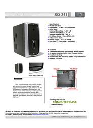 Apex SQ-311 Leaflet