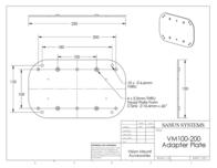 Sanus Systems Vm100/200 VM100/200 Leaflet