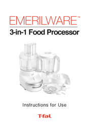 T-Fal Emerilware User Manual