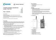 Mediola 2 channel wireless/door/window contact FS20 TFK2 652-77 Data Sheet