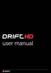 Drift HD User Manual