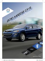 Mazda CX-9 Quick Setup Guide
