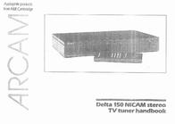 Arcam Delta 150 NICAM User Manual