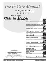 Frigidaire 318203857 User Manual