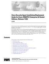 Cisco Cisco Unified Contact Center Enterprise 9.0(2) Installation Guide