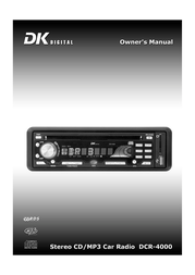 DK digital dcr-4000 User Guide