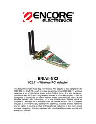 ENCORE ENLWI-NX2 User Manual