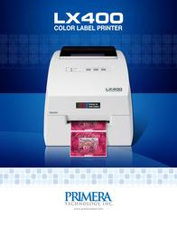 PRIMERA 74263 Manuale Utente